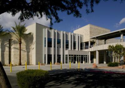 CSN Telecommunications Building
