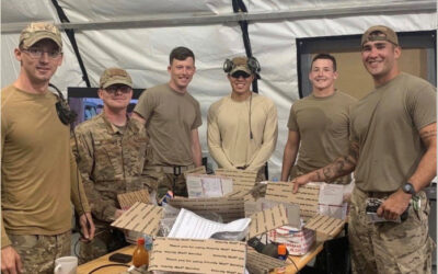 Service Member Care Packages Delivered!