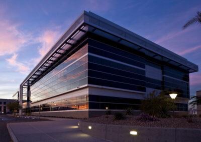 Sunset Pilot Plaza at Hughes Airport Center