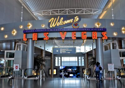 McCarran T1 Paging System Upgrade