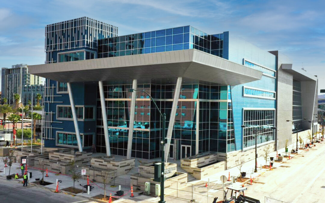 Project Update: City of Las Vegas Courthouse