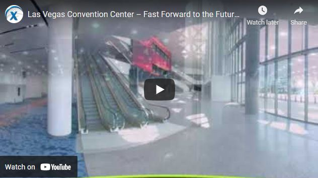 The Las Vegas Convention Center welcomes a new age of business.