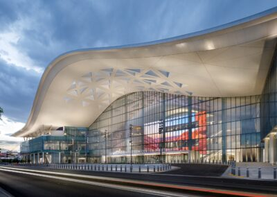 Las Vegas Convention Center West Hall Expansion