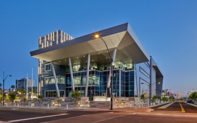 LV Courthouse achieved LEED Silver!